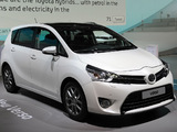 Foto Toyota Verso  2013