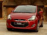 Foto Hyundai ix20  2010