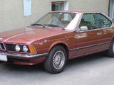 800px BMW 633 CSi Front Side